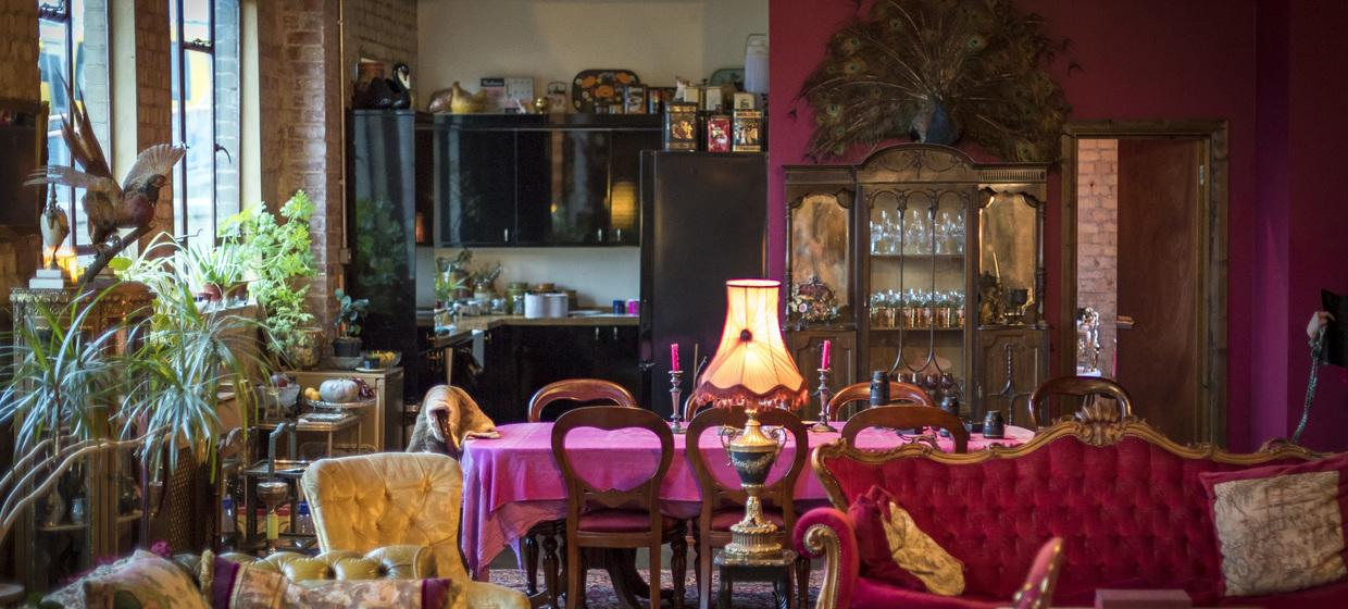 A Decadent Space for Creative Events  11