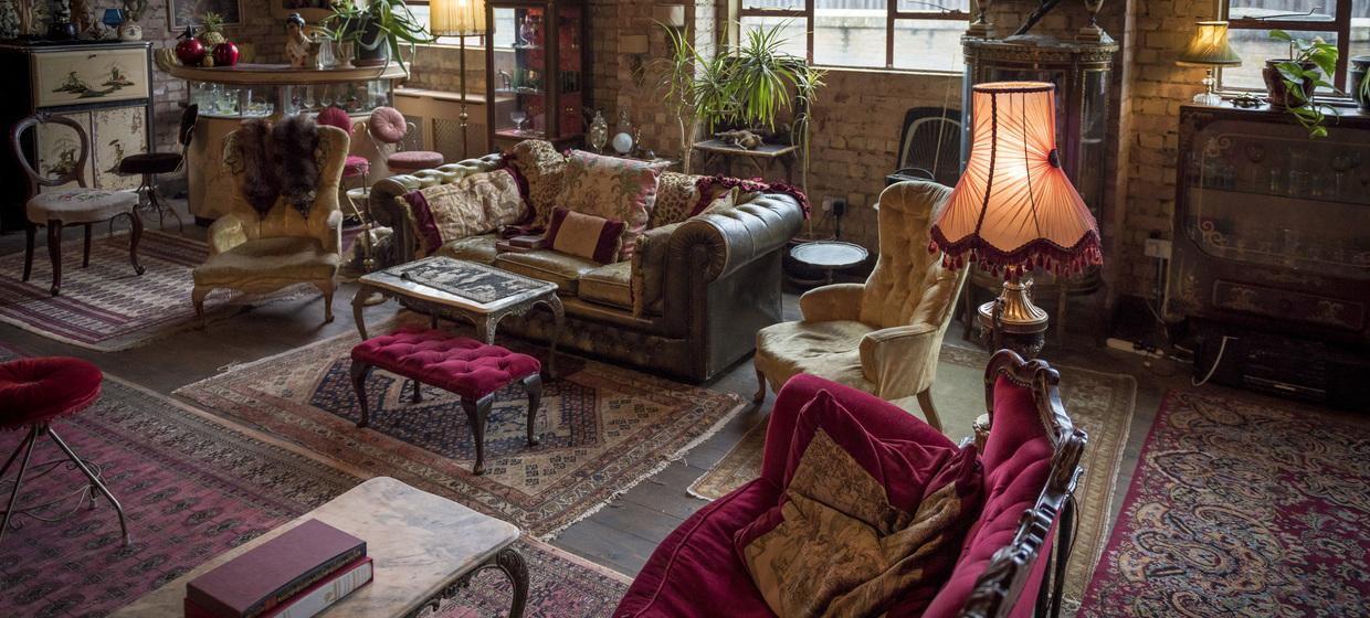 A Decadent Space for Creative Events  2