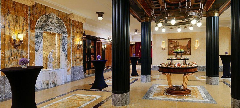 Le Méridien Grand Hotel Nürnberg 9
