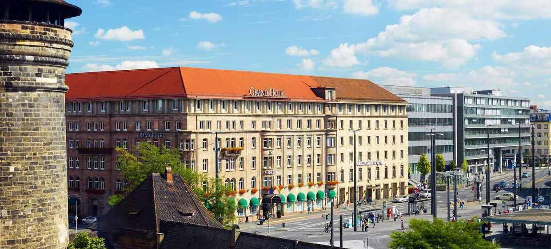 Le Méridien Grand Hotel Nürnberg 15