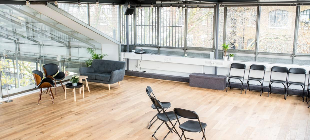 A studio in the sky in the heart of Camden Town 3