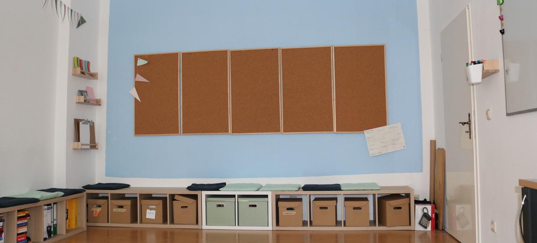 Gemütlicher Raum für professionelle Trainings, Coachings und Workshops 4