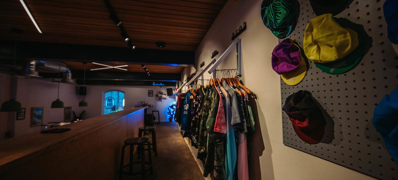 Multi-purpose cafe & bar venue  6