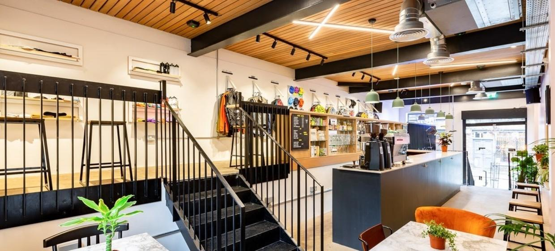 Multi-purpose cafe & bar venue  1