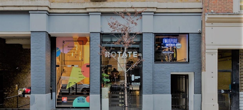 Multi-purpose cafe & bar venue  9