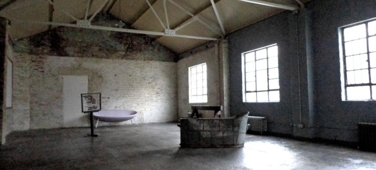 Characterful warehouse with roof deck 12