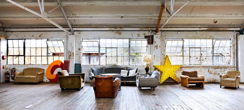 Film, photographic & event studio location 1