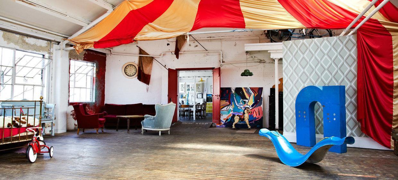 Film, photographic & event studio location 2