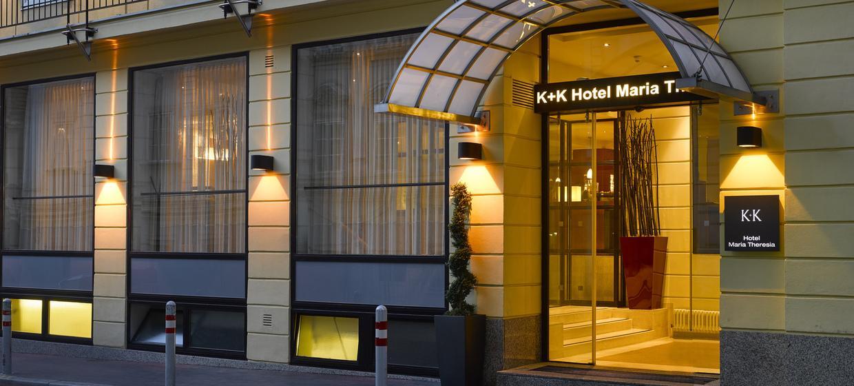 K+K Hotel Maria Theresia 12