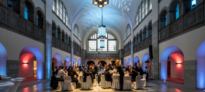Hochzeit im historischen Stadtbad 5