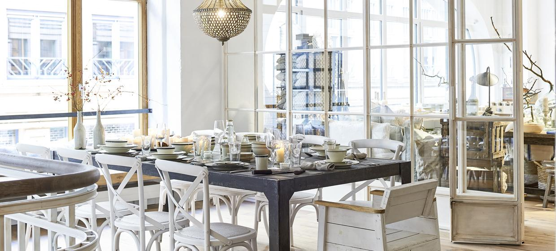 In die Mitte auf den Tisch - Dinner Event 1