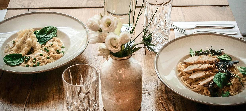 In die Mitte auf den Tisch - Dinner Event 4