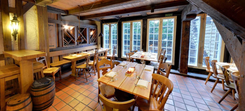 Restaurant Schoppenhauer 7