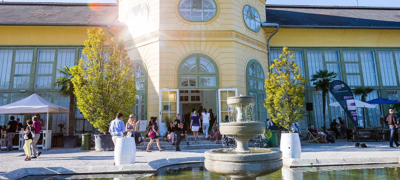 Orangerie im Schlosspark 2