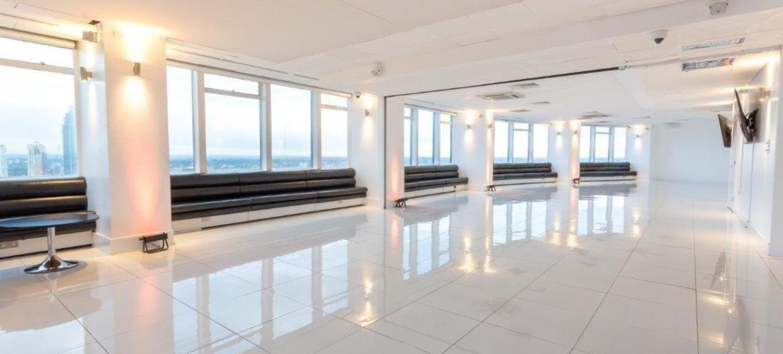 Contemporary venue with 360 degree skyline views 2