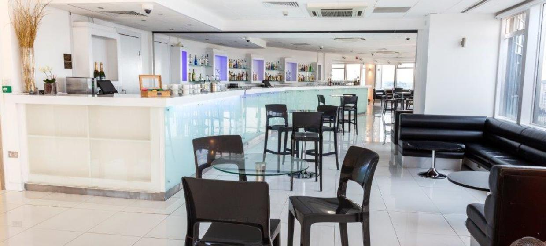 Contemporary venue with 360 degree skyline views 11
