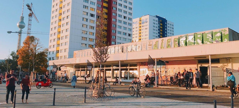 Supermarkt an der Jannowitzbrücke 6
