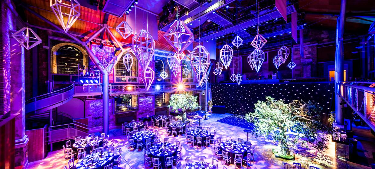 Christmas Party: Historic setting 2