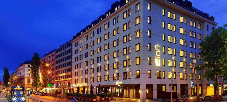 Aloft München 9