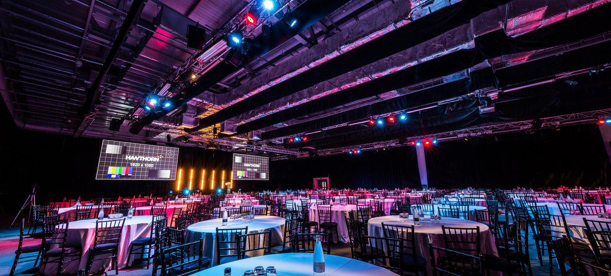 A Unique Meetings and Events Space 3