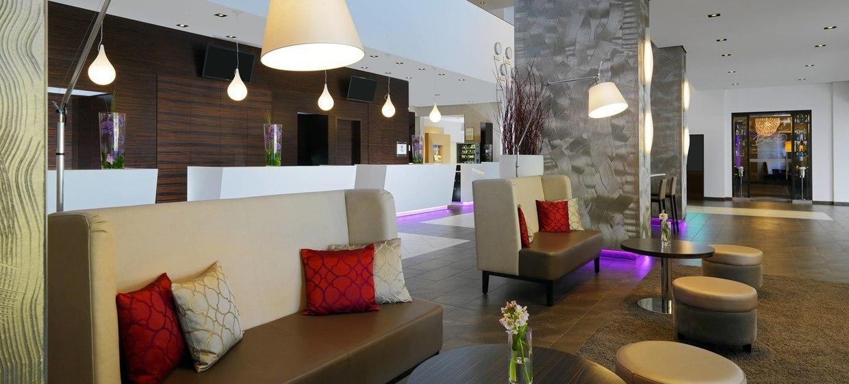 Sheraton München Arabellapark Hotel 11