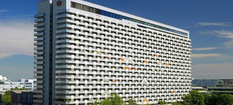 Sheraton München Arabellapark Hotel 14