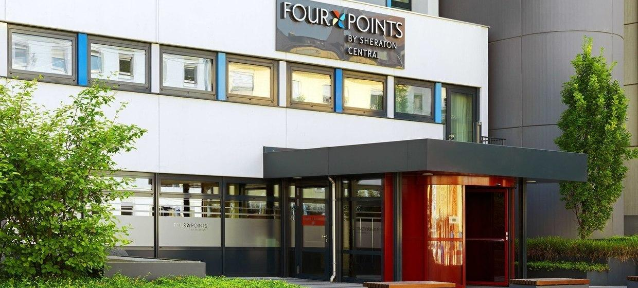 Four Points by Sheraton München Central 10