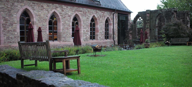 Kloster Hornbach 5