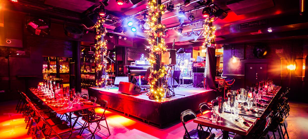 Non-Stop Live Music Venue  3