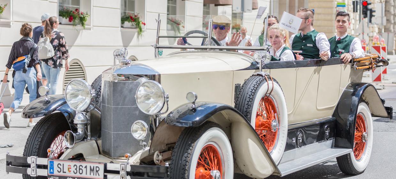 Ferdinand Porsche Erlebniswelten fahr(T)raum 4