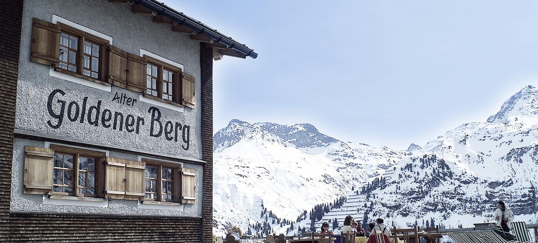 Hotel Goldener Berg 18