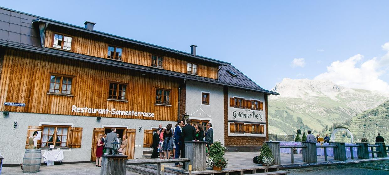 Hotel Goldener Berg 5
