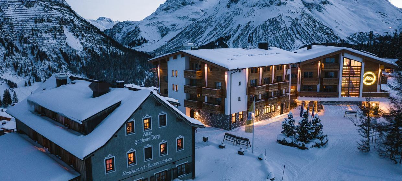Hotel Goldener Berg 20