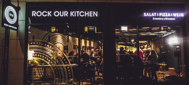Rock Our Kitchen - Lilienstraße 12