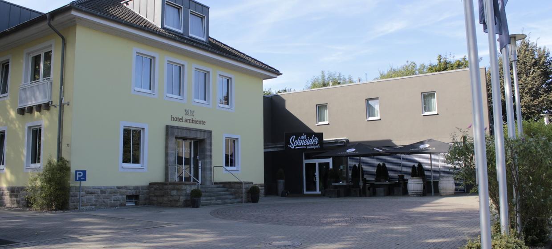 Hotel Ambiente & Restaurant der Schneider 8