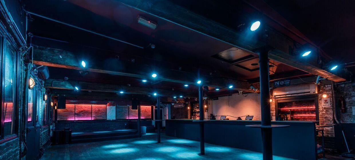Two floors of quirky event space 2