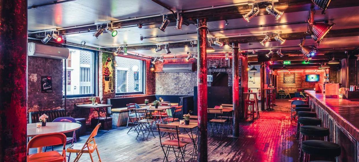 Two floors of quirky event space 1