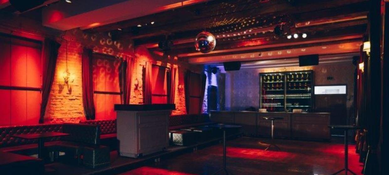 The Grand Clubnight auf 2 Floors 1