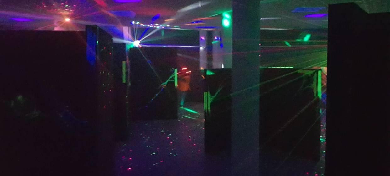 Lasertag plus Erlebnisgastronomie 1