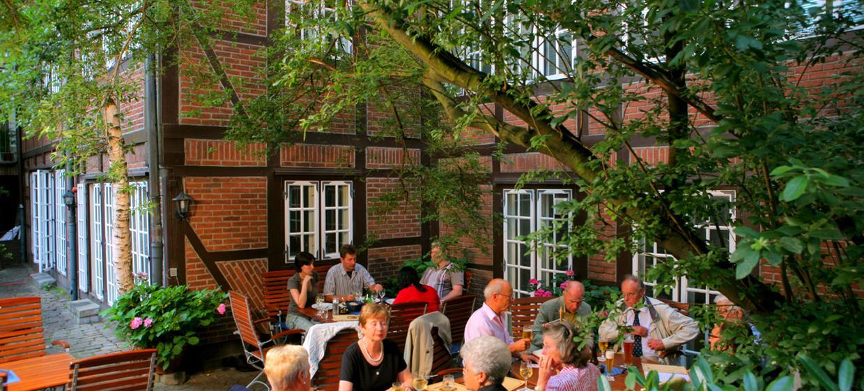 Restaurant Schoppenhauer 11