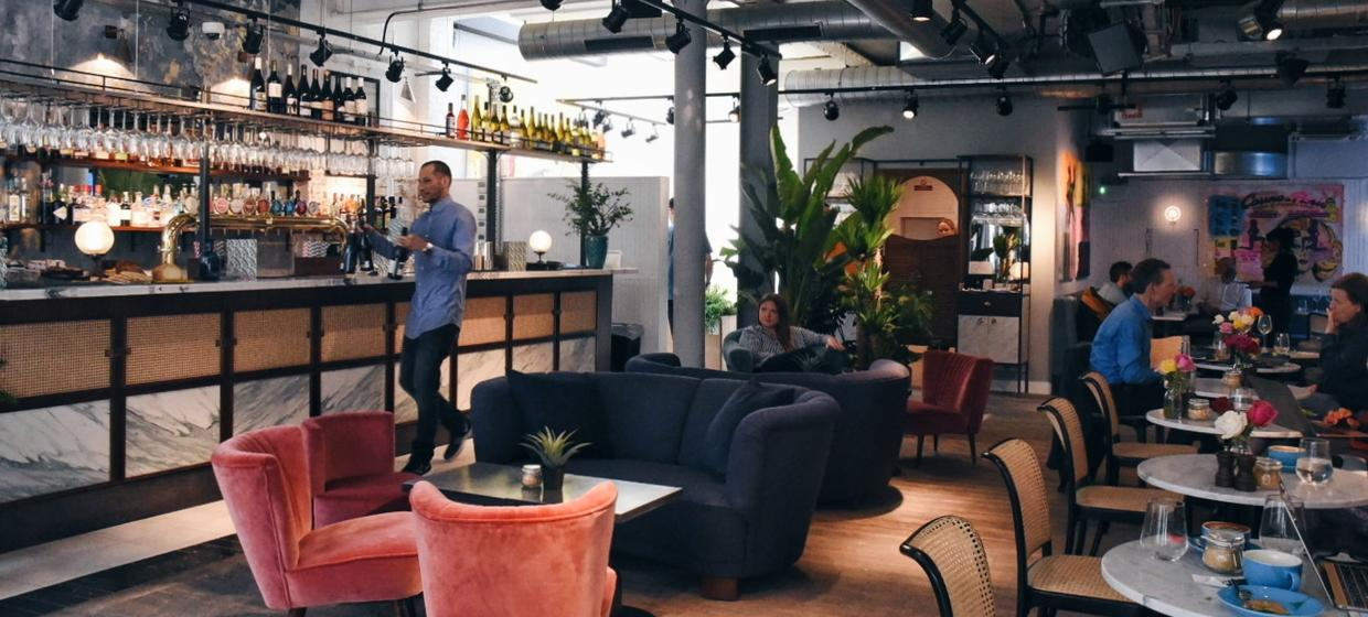 Antipodean-inspired all-day event space in Soho  1