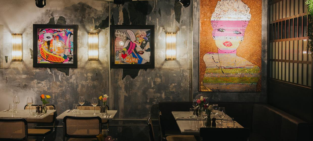 Antipodean-inspired all-day event space in Soho  3
