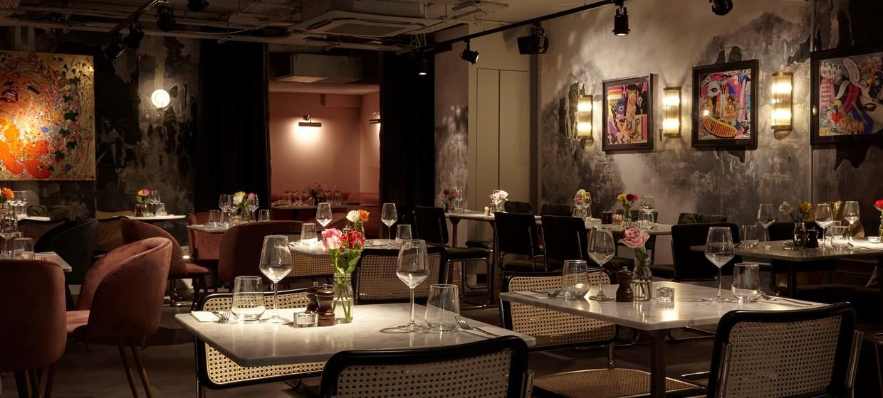 Antipodean-inspired all-day event space in Soho  7