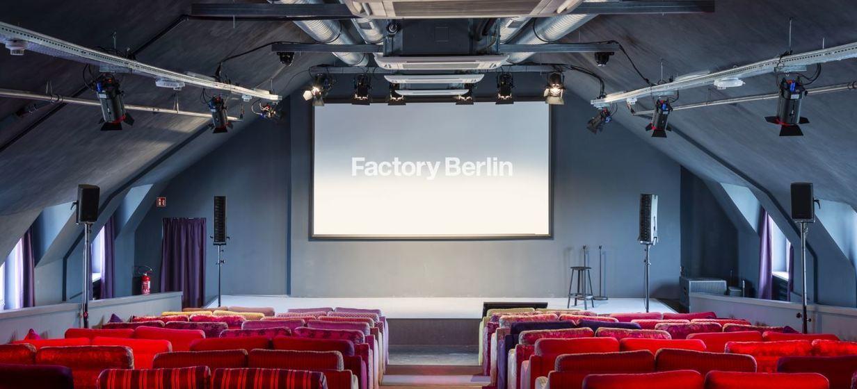 Factory Berlin Görlitzer Park 4