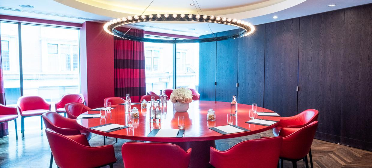 A Range Of Stylish Event Spaces Within A 5* Hotel  5