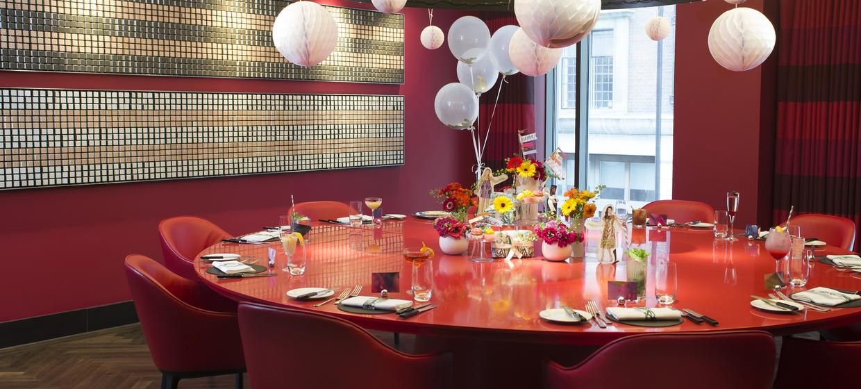 A Range Of Stylish Event Spaces Within A 5* Hotel  8