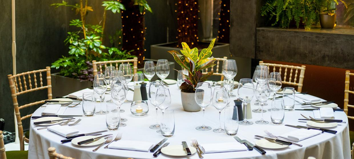 A Range Of Stylish Event Spaces Within A 5* Hotel  16