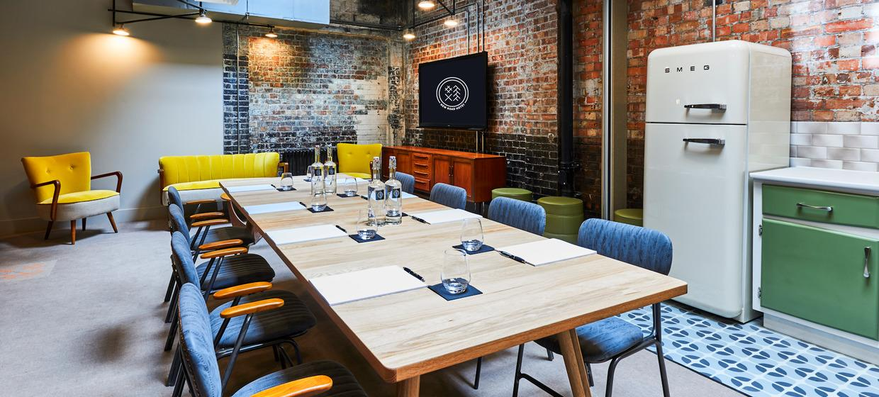 Meeting spaces with a difference  1