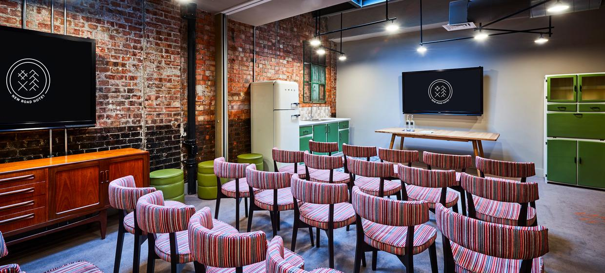 Meeting spaces with a difference  3
