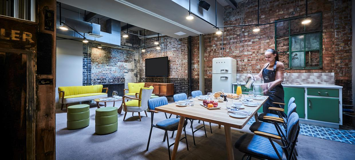 Meeting spaces with a difference  4